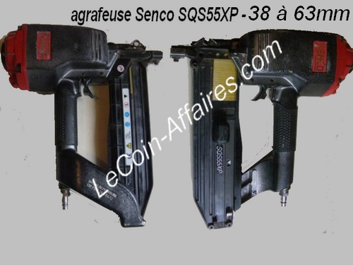 Agrafeuse  SENCO SQS 55 XP