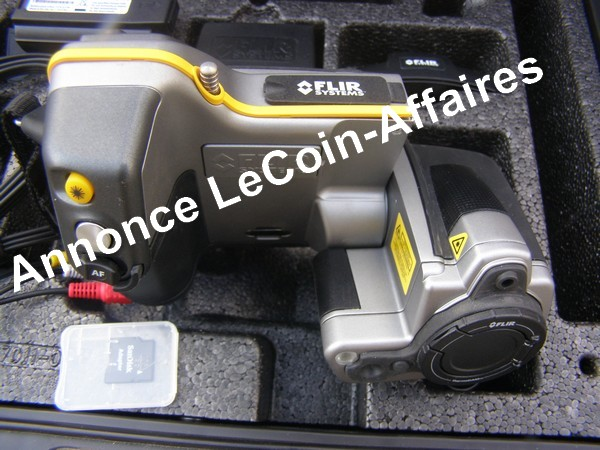 Caméra thermique infrarouge FLIR B360  + objectif grand angle