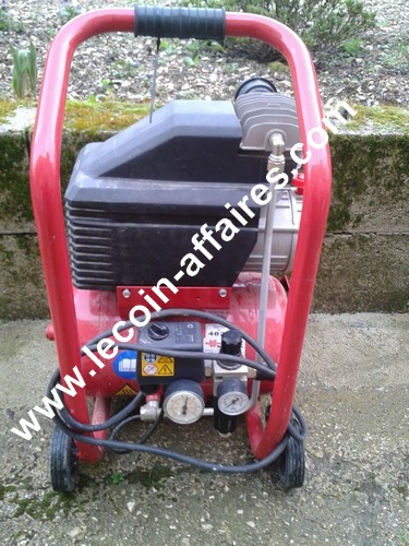 Compresseur Wurth master K200 - 10 litres