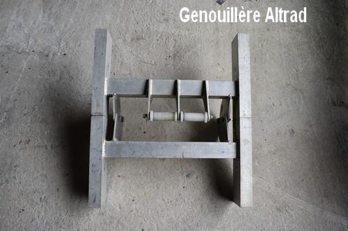 Genouillère pour monte matériaux Altrad