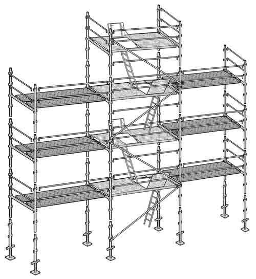 le coin affaires echafaudage comabi multidirectionnel 80m2 echafaudage comabi. Black Bedroom Furniture Sets. Home Design Ideas