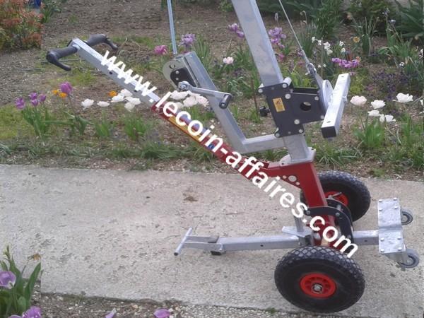 Elévateur Transporteur à ventouses KSF- Uplifter