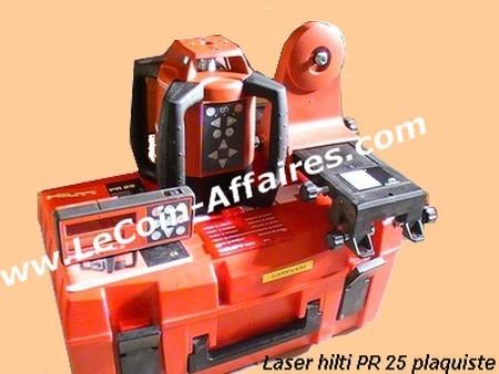 le coin affaires niveau laser hilti pr 25 support mural coin affaire laser laser hilti. Black Bedroom Furniture Sets. Home Design Ideas