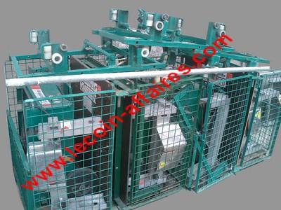 Monte materiaux  HAEMMERLIN Maxial Pro MA 431 -15 m couvreur