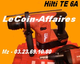 Hilti prix neuf trouvez le meilleur prix sur voir avant d 39 acheter - Perforateur hilti te 6 s prix ...